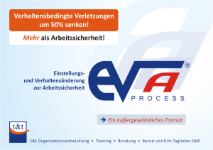 EVprocess Arbeitssicherheit